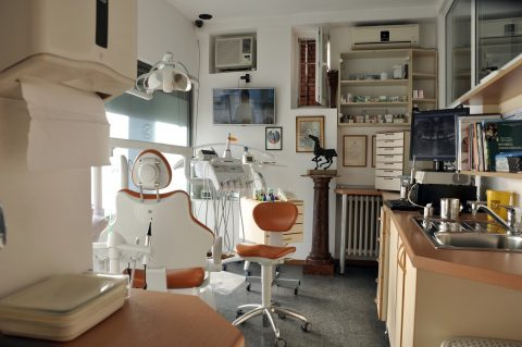 Dental room No. 1